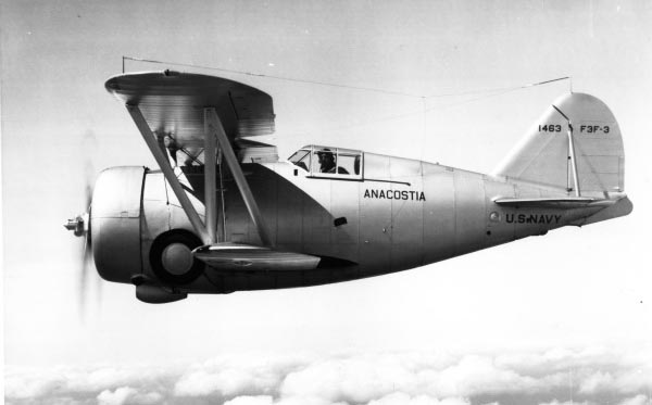 F3F-3 belonging to NAS anacostia, Ray Wagner Collection