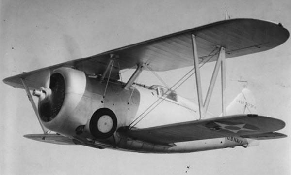 Grumman XF3F-2