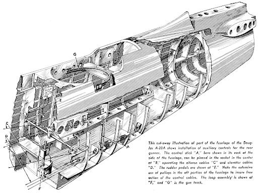 A20-fuselage-cutaway