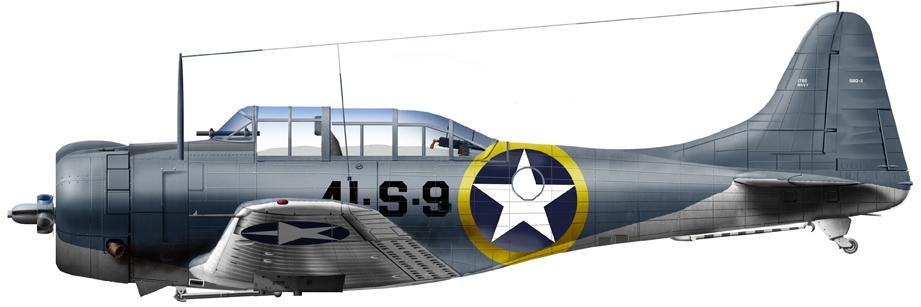 Douglas-SBD-3-VS41-Ranger-Tocrh-Nov42
