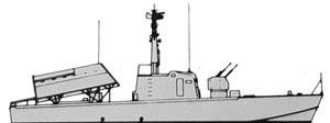 Conway's profile of the Hoku class