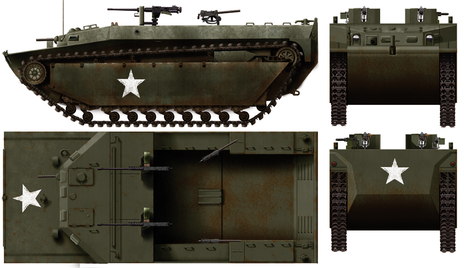 4 views of the LVT-4