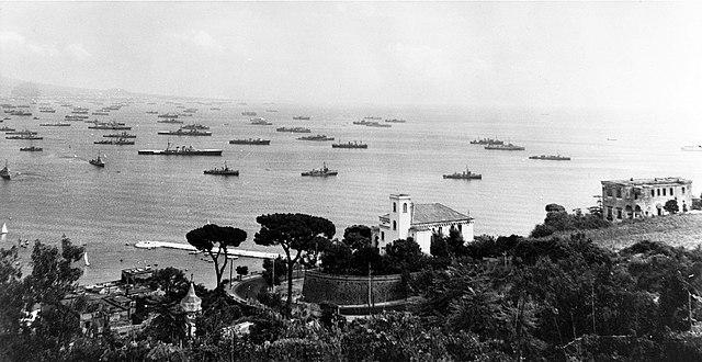 operation dragoon invasion fleet