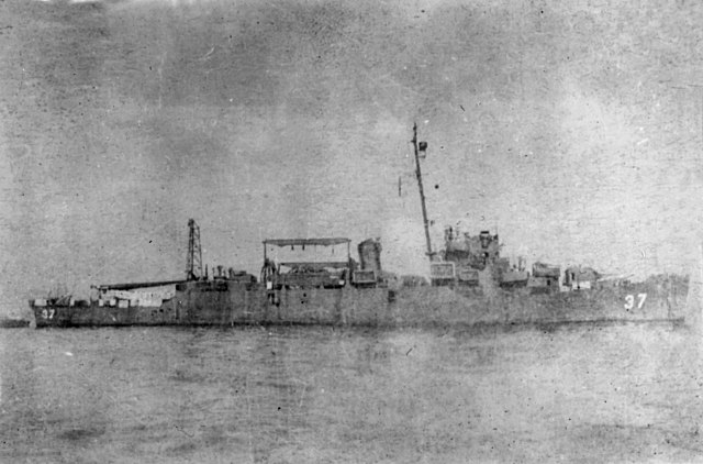 uss charles lawrence