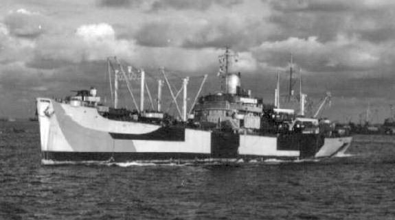 USS Knox APA-66