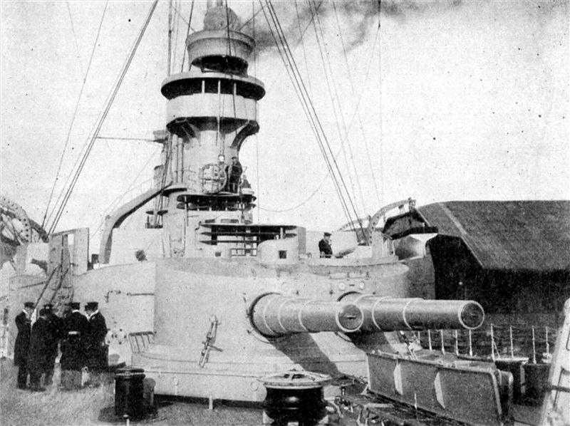 scharnhorst_rear_gun_turret