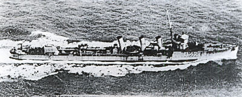 HMS Pasley