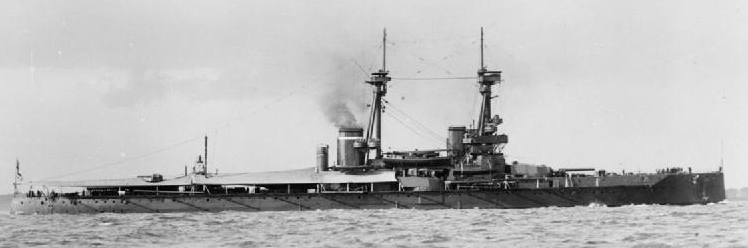 HMS Collingwood