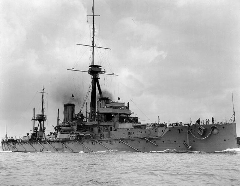 hms dreadnought firth of forth