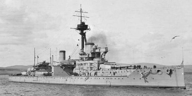HMS Hercules