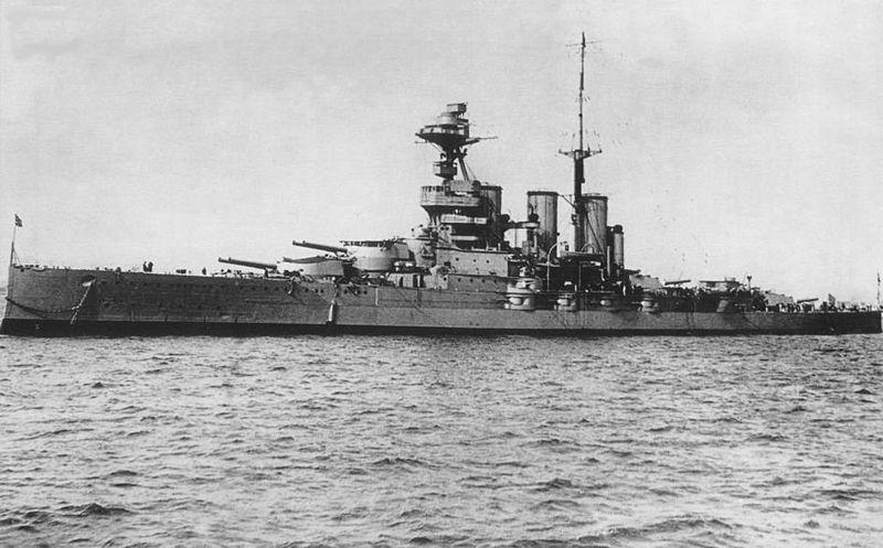 tiger in 1918
