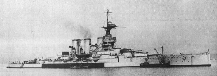 Tiger in 1916