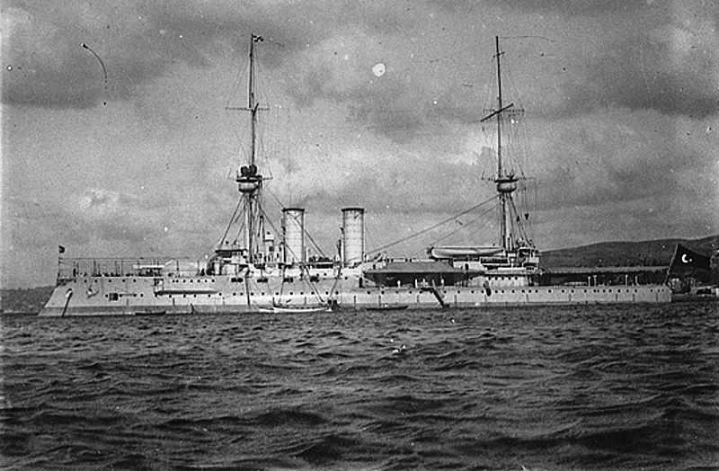 Barbarossa Eyreddin