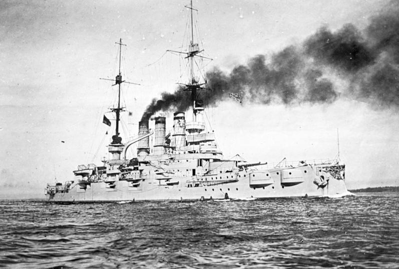 SMS Pommern