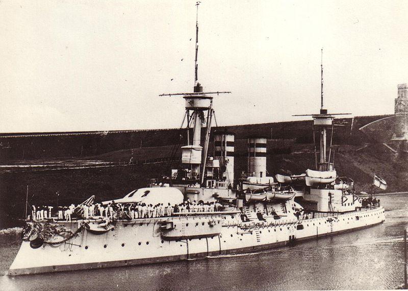 Linienschiff-Wörth