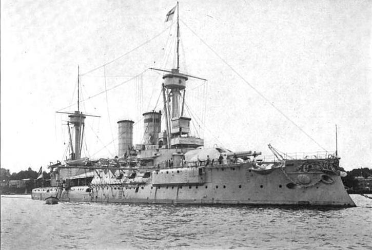 SMS_Kurfuerst_Friedrich_Wilhelm_1903