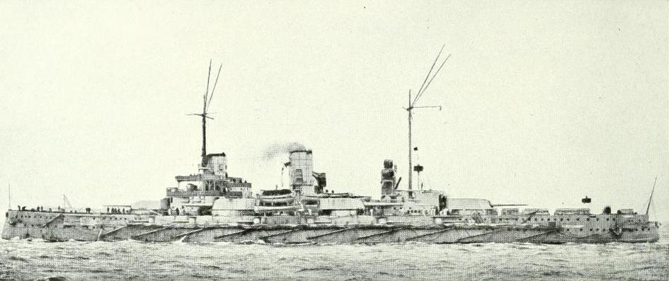 SMS Nassau class