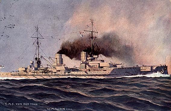 Painting of the Von der Tann