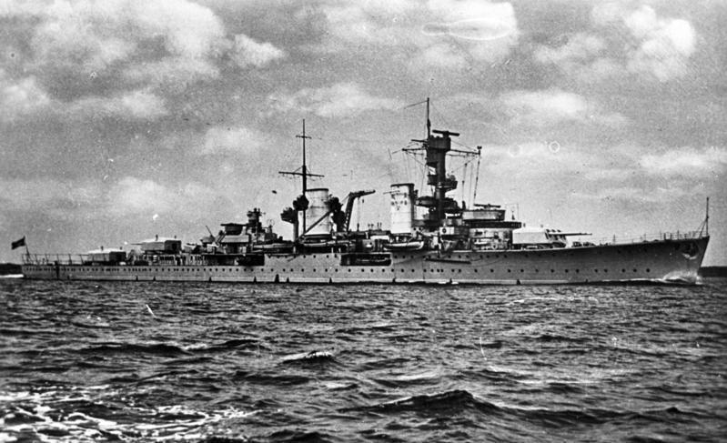Königsberg class cruisers - naval encyclopedia