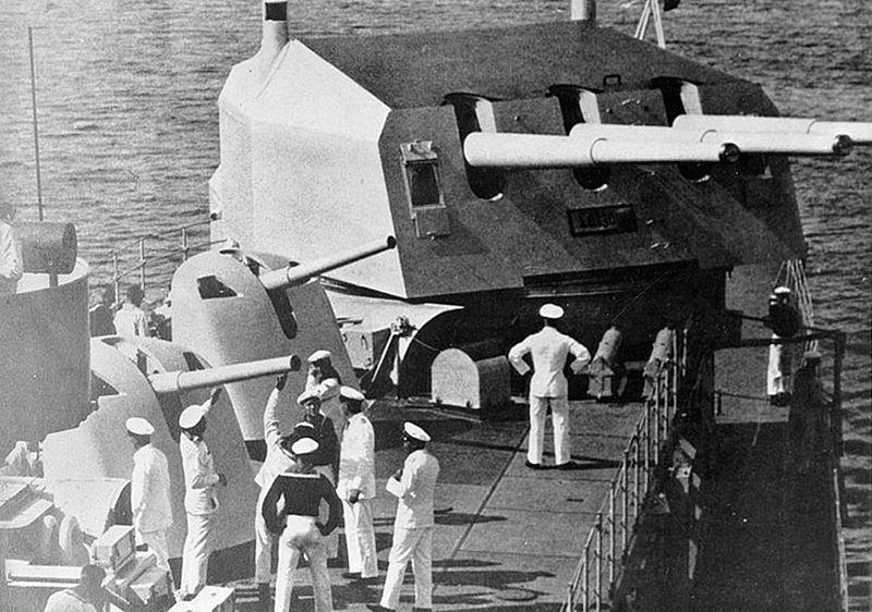 Königsberg artillery